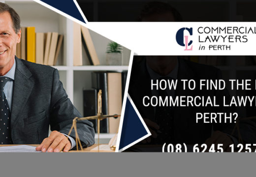 How to find the best commercial lawyers in Perth?