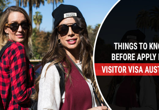 Things to Know Apply for Visitor Visa Australia