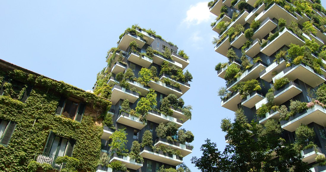 Eco-Friendly Buildings