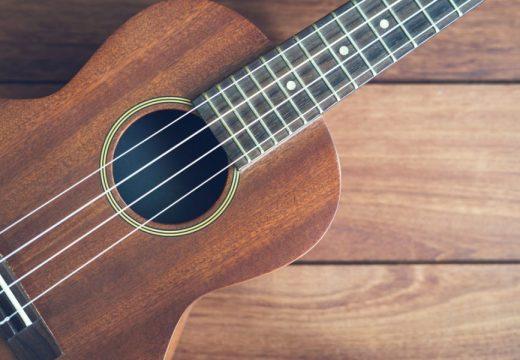 How Learning to Play Ukulele Benefits Older Adults