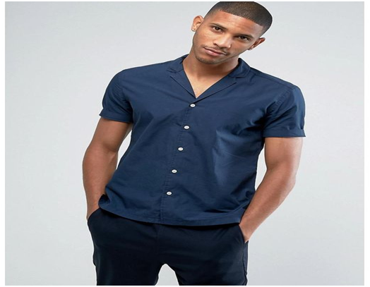 296b599f7 Your guide to wearing short sleeve shirts | Hirharang