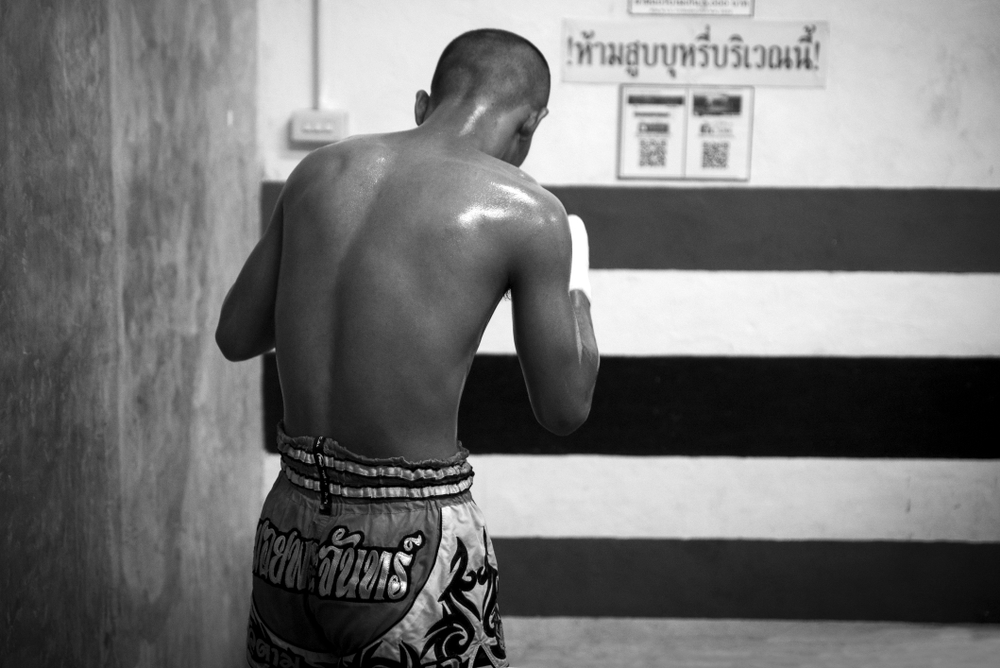 Good Health With Boxing Class In Phuket Island