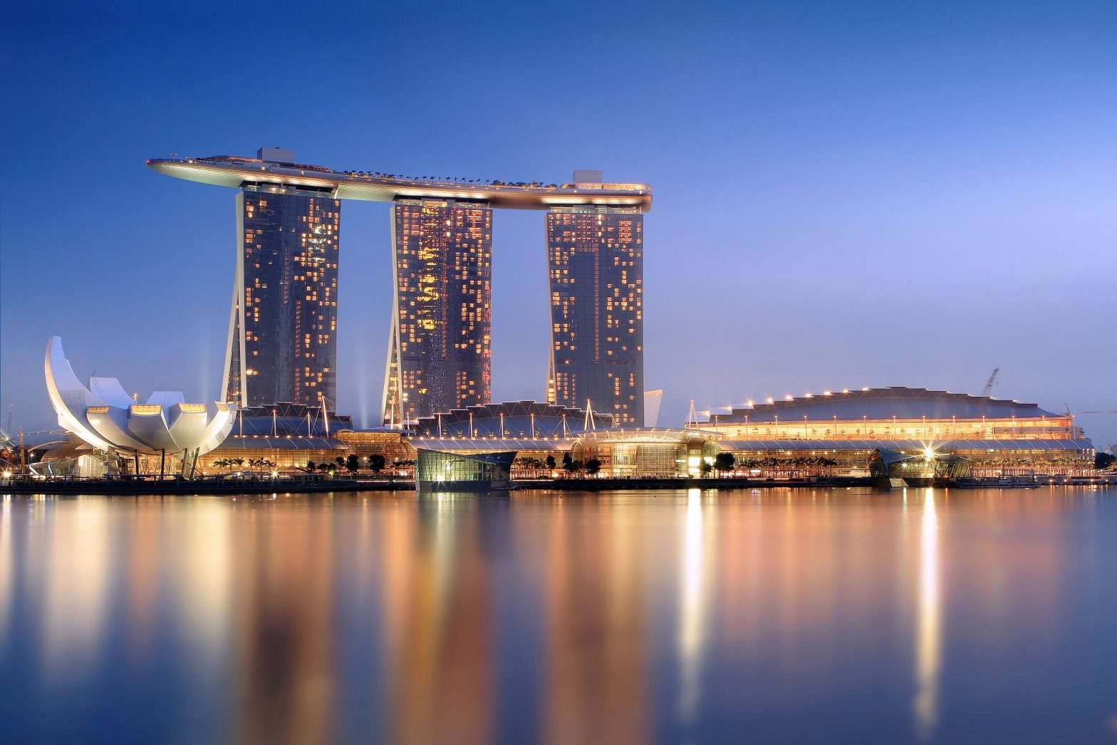 5 Things to Do at Marina Bay Sands In Singapore
